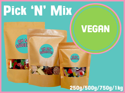 Pick 'N' Mix! - Vegan