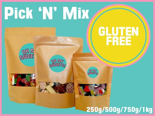 Pick 'N' Mix! - Gluten Free