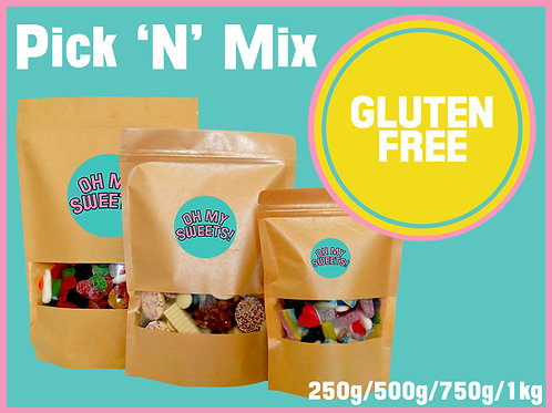 Gluten Free Pick 'N' Mix!