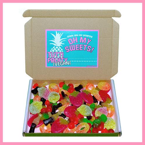 'Oh My Sweets' Box - [Vegan] Tutti Fruity
