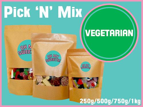 Vegetarian Pick 'N' Mix!