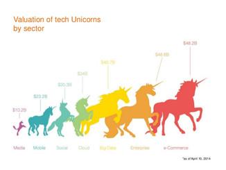 Europe's Tech Unicorns Showing Growth