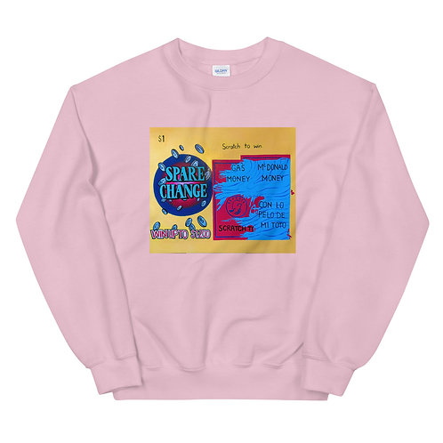 """home economics"" crewneck sweatshirt"