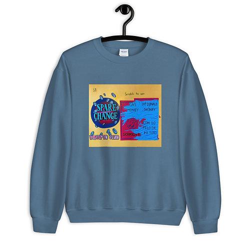 """home economics"" crewneck sweatshirt"