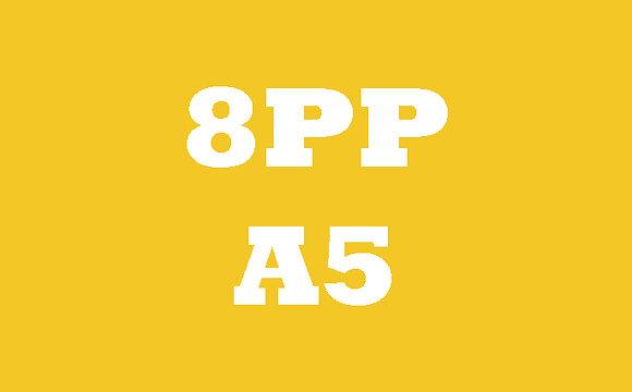 8PP Selfcover 130GSM Gloss OR Matt