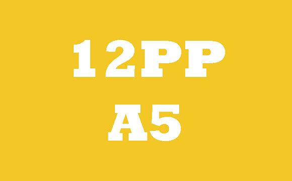 12PP Selfcover 130GSM Gloss OR Matt