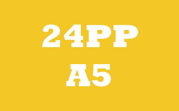 24PP Selfcover 130GSM Gloss OR Matt
