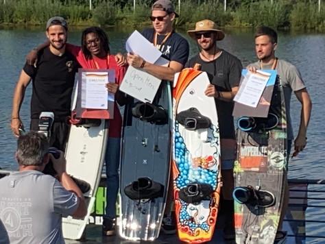 Deutsche Meisterschaft Wakeboard Boot 2021