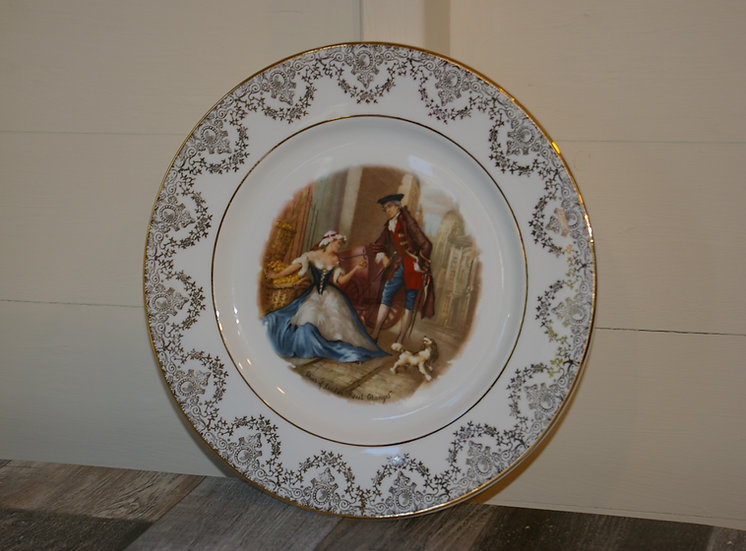 "CRIES OF LONDON ""SWEET ORANGES"" DECORATIVE PLATE"