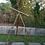 Thumbnail: BRASS NAUTICALIA TELESCOPE WITH WOODEN TRIPOD