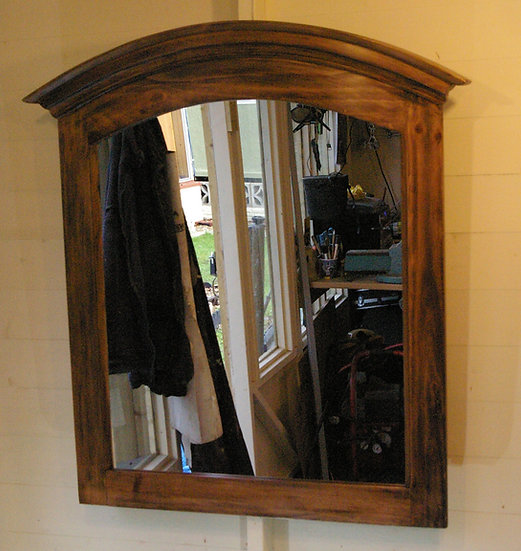 OVERMANTLE WALL MIRROR