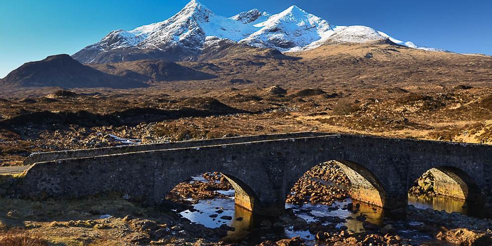 3 Day Fundamentals Workshop - Isle of Skye