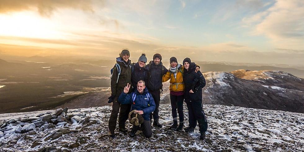 3 Day Nature Breath Weekend - Cairngorms - Deeside ( 15 Oct 2021 )