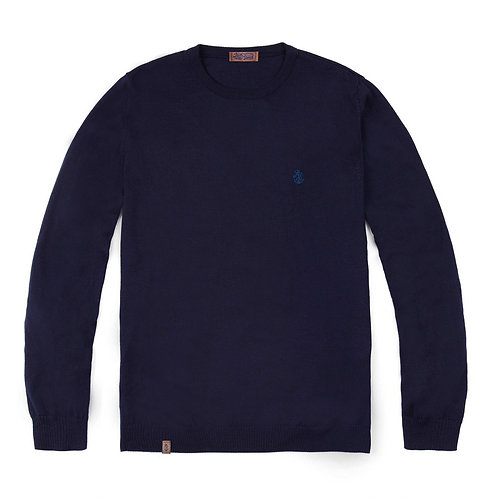 Men's Extra Fine Merino Wool Sweater