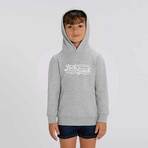 Kids' Grey Hoodie