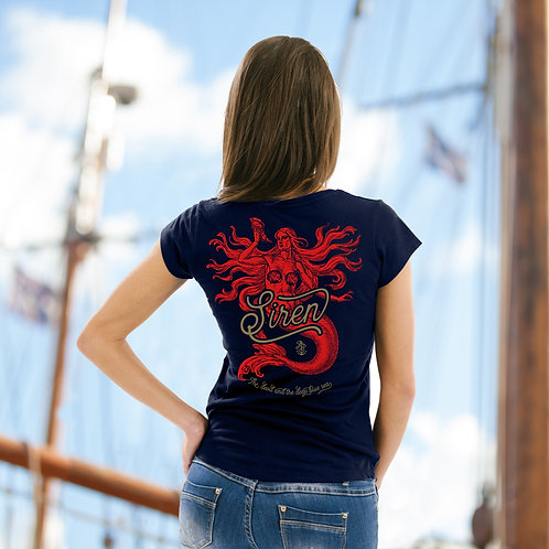 Ladies' Siren T Shirt