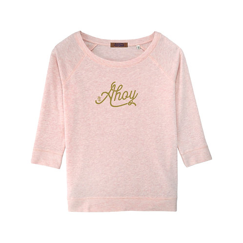 Ahoy! Pink Ladies Sweatshirt
