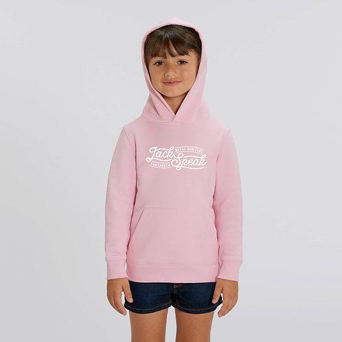 Kids' Pink Hoodie