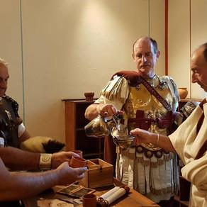 Rome's beginning - Romulus or Aeneas?