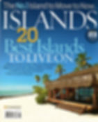 Islands Magazine, Laurel Samuel article