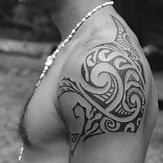 polynesian-tattoo-by-james-samuela-moore