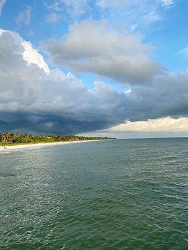 View of Port Royal, Naples, Florida from the Naples Pier