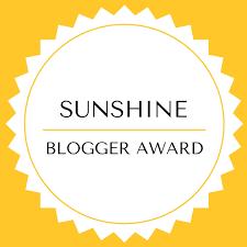 SK Health & Wellness Receives Sunshine Blogger Award