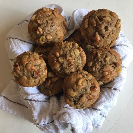 Zucchini Bread Muffins