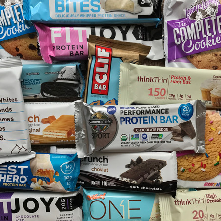 Navigating the World of Protein Bars: Which is Best for You?