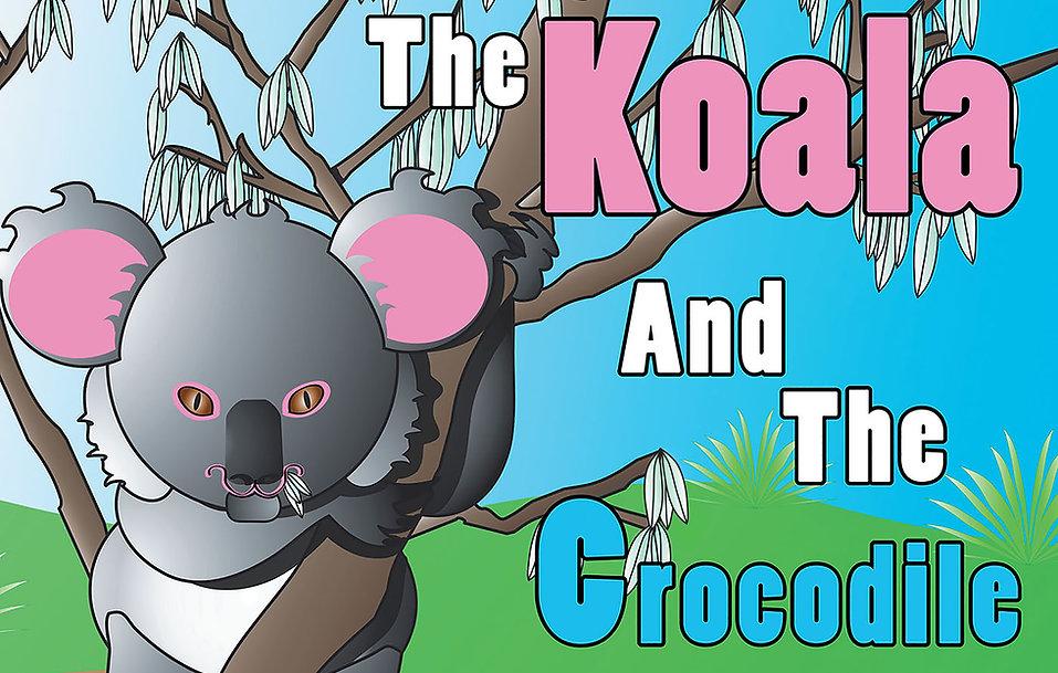 The Koala And The Crocodile by Tea Bird