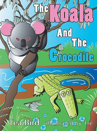 The Koala And The Crocoldile by Tea Bird
