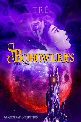 Bohowler's Book Cover by Tre