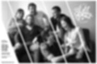 Felipe correa, Alvaro Lozano, Marisol correa, David Moncada, Victor tarazona, Paula Castaño, impro, The shell game, long form de improvisación teatral