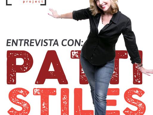 #VLOG: ENTREVISTA A PATTI STILES