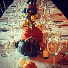 Join us for Thanksgiving - menu online