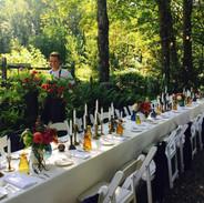 Outdoor weddings down Hidden Kitchen Lane @iwvermont.jpg