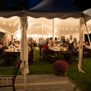 Outdoor tent @iwvermont