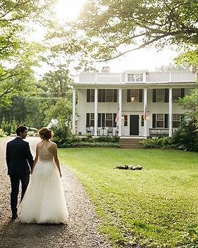 wedding at Inn at Weathersfield