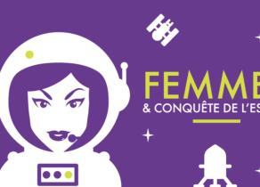 Infographie: lumière sur les Femmes et la Conquête de l'Espace