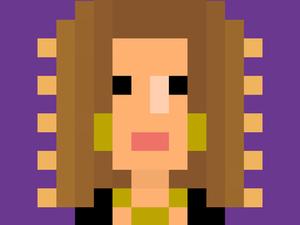 Role Modèle: pixelricature d'Alice Zagury de The Family