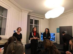 Soirée Networking au JFDClub des femmes du Digital