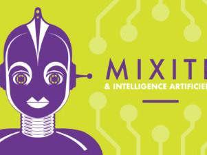 """Retrouvez notre Infographie: """"Mixité et Intelligence Artificielle"""""""