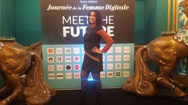 """La journée de la Femme Digitale 2016 : """"Meet The Futur"""" au Folies Bergères"""
