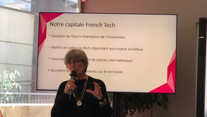 Le label Capitale French Tech attribué à la French Tech Med