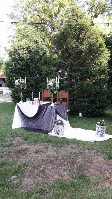 Оформление свадеб Одесса3