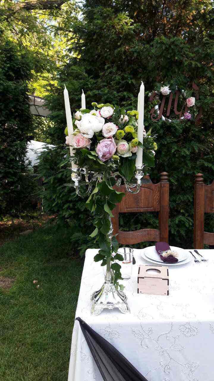 Оформление свадеб Одесса2