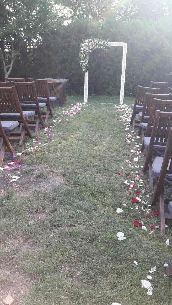 Оформление свадеб Одесса11