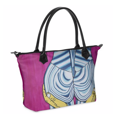 """""""Hands On"""" Tote"""