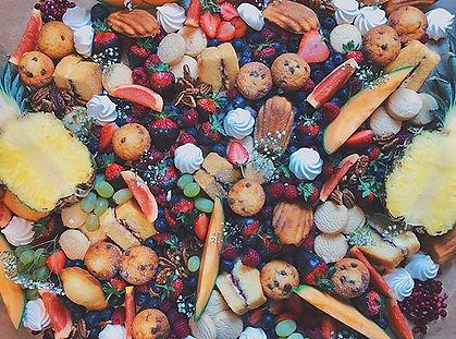 The 'Sweet' platter 👏_———————————————_W