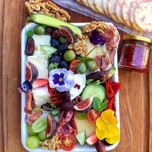 The Charcuterie Platter